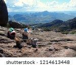 trekking in the adringitra... | Shutterstock . vector #1214613448