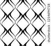 vector seamless texture. modern ... | Shutterstock .eps vector #1214694718