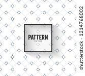 abstract vector dark blue... | Shutterstock .eps vector #1214768002