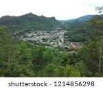 beautiful urban views from a... | Shutterstock . vector #1214856298