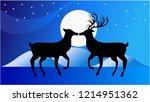 vector illustration image of...   Shutterstock .eps vector #1214951362