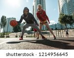 becoming a skilled player.... | Shutterstock . vector #1214956645
