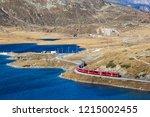 grisons  switezrland   october...   Shutterstock . vector #1215002455