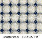 modern traditional geometric... | Shutterstock . vector #1215027745