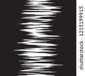 horizontal lines as a digital... | Shutterstock .eps vector #1215199915