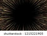 abstract shiny golden festive... | Shutterstock .eps vector #1215221905