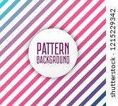 simple abstract gradient...   Shutterstock .eps vector #1215229342