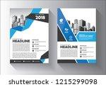 blue design template for... | Shutterstock .eps vector #1215299098