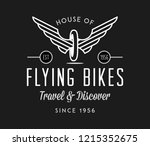 white on black is about cycling ...   Shutterstock .eps vector #1215352675
