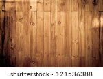 wooden background | Shutterstock . vector #121536388
