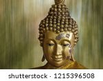 budha you in fortune wednesday... | Shutterstock . vector #1215396508
