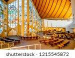 rouen  france   september 03 ...   Shutterstock . vector #1215545872