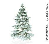 Realistic Christmas Tree...