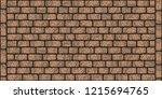 road pavement texture of... | Shutterstock . vector #1215694765