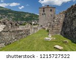 ancient and medieval... | Shutterstock . vector #1215727522