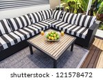 Stylish Outdoor Lounge In...