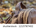 close up detail of the exterior ... | Shutterstock . vector #1215787402