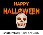 Happy Halloween Pumpkin Head...