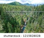 High Steel Bridge  A Truss Arch ...