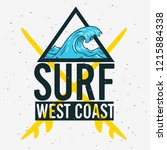 Surfing Surf Themed Graphics...