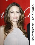 Постер, плакат: Angelina Jolie at the