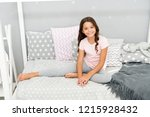 cute and adorable. little girl... | Shutterstock . vector #1215928432