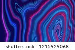 abstract red blue gradient... | Shutterstock . vector #1215929068