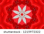 abstract geometric background... | Shutterstock . vector #1215972322