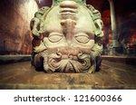 Gorgon Medusa. The Basilica...