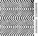 black and white minimal... | Shutterstock .eps vector #1216686448