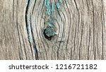 the old wood texture with... | Shutterstock . vector #1216721182