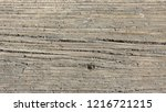 the old wood texture with... | Shutterstock . vector #1216721215