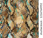 animal print  leopard texture...   Shutterstock . vector #1216764952
