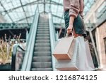 close up cropped shot of...   Shutterstock . vector #1216874125