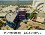 miami beach  fl  usa   october... | Shutterstock . vector #1216898932