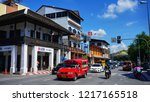chiang mai  thailand   october... | Shutterstock . vector #1217165518