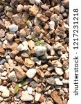 stone texture  white light rock ...   Shutterstock . vector #1217231218