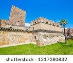 view of swabian castle  old...   Shutterstock . vector #1217280832