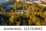 krasnodar   russia   october 30 ... | Shutterstock . vector #1217318065