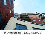 residential apartment  quayside.... | Shutterstock . vector #1217433928