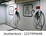 warsaw  poland   october 20... | Shutterstock . vector #1217494648