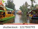 mexico city  mexico   november... | Shutterstock . vector #1217503795