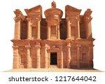 """Ad Deir  """"the Monastery""""   Also ..."""
