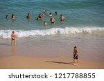 vila do bispo  portugal  ... | Shutterstock . vector #1217788855