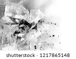 abstract graffiti background.... | Shutterstock . vector #1217865148
