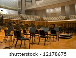 concert hall in national center ... | Shutterstock . vector #12178675