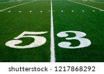 Football Field Symbolizing The...