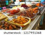 yalta  crimea march 13  2015 ...   Shutterstock . vector #1217951368