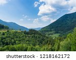 germany  infinite black forest... | Shutterstock . vector #1218162172
