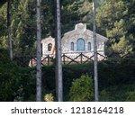 castelpetroso   apparition...   Shutterstock . vector #1218164218